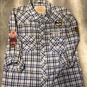 Jachs button down shirt